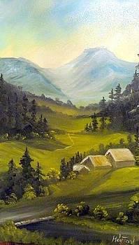 Erdely by Ibolya Marton
