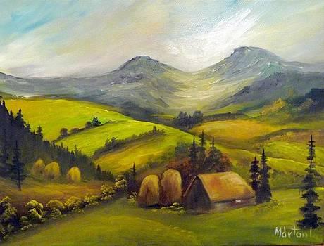 Erdely2 by Ibolya Marton