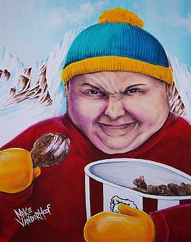 Eric Cartman by Michael Vanderhoof