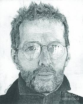 Eric Clapton by Jeff Ridlen