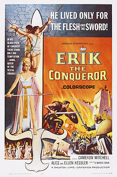 Erik The Conqueror, Us Poster Art by Everett