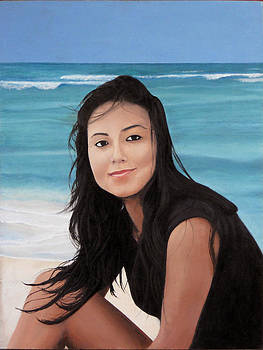 Erika by Angel Ortiz