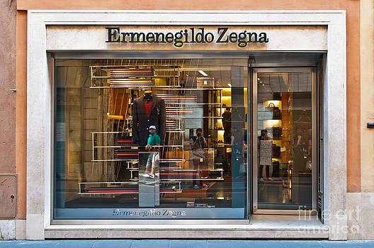 Ermenegildo Zegna store by Luis Alvarenga