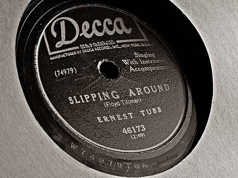 Chris Berry - Ernest Tubb Vinyl Record
