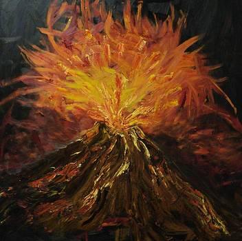 Eruption by Joe  Bishop