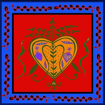 Erzulie Freda by Vagabond Folk Art - Virginia Vivier