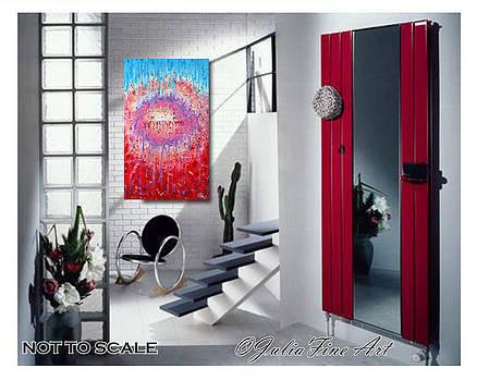 Real Interior Design by Julia Fine Art