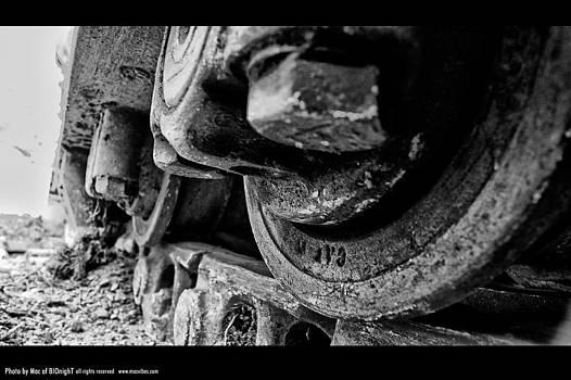 Escavator by Mac Of BIOnighT