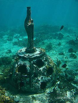 Agus Aldalur - Escultura submarina
