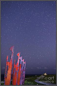 Agus Aldalur - Esculturas rojas