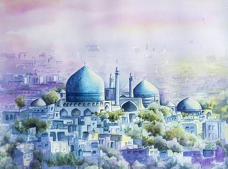 Esfahan by Ida Yavari