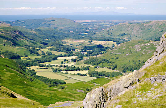 Eskdale to the Isle of Man by Tess Baxter
