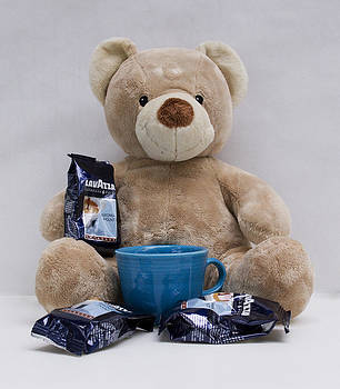Espresso Bear by William Patrick