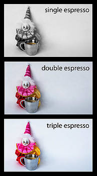 Espresso Choices by William Patrick