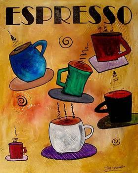 Espresso by Gino Savarino