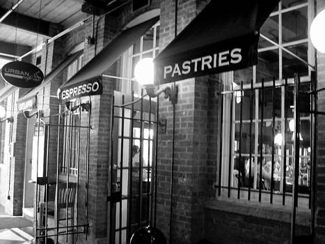 Rick Todaro - Espresso  Pastries   Urban Cafe