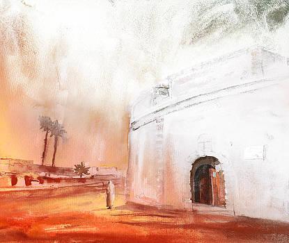 Miki De Goodaboom - Essaouira Town