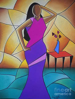 Essence of a Woman II by Sonya Walker