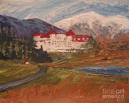 Essence of Mt. Washington by Beverly Belanger