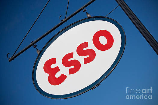 Esso by John Hassler