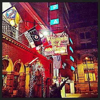 Established In 1860 It's Ye Oldest Bar by Dan  Diamond