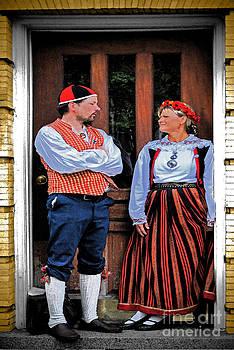 Jost Houk - Estonia Couple