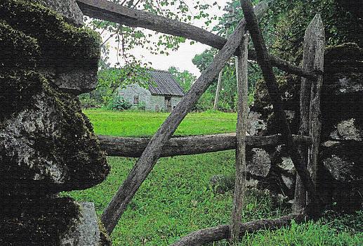 Dennis Cox - Estonia farm museum