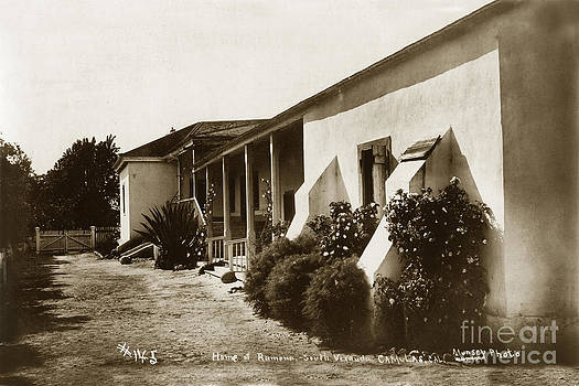 California Views Mr Pat Hathaway Archives - Estudillo Hacienda adobe and Ramona