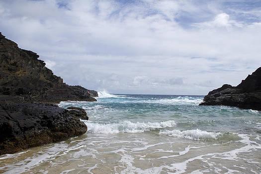 Eterntity beach seascape by Ashlee Meyer