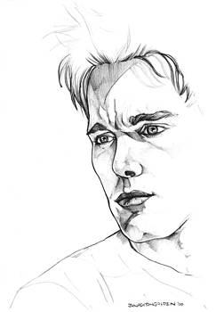 Ethan Hawke by John Ashton Golden