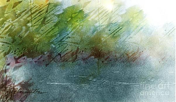 Ethereal Shore by Joan A Hamilton
