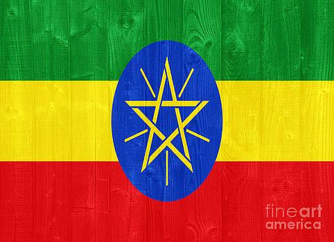 Ethiopia flag by Luis Alvarenga