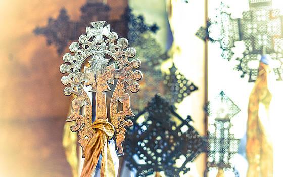 Ronda Broatch - Ethiopian Crosses on Epiphany 3