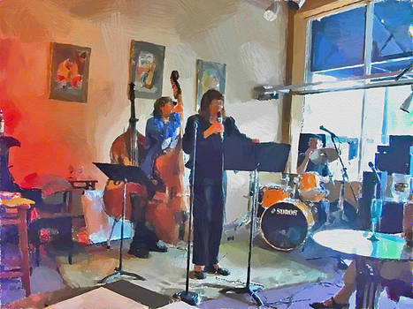 Eugene--Old Jazz Station Ensemble by Eric Wahl