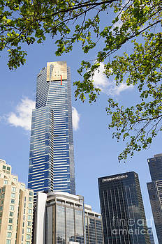David Hill - Eureka Tower - Melbourne - Australia