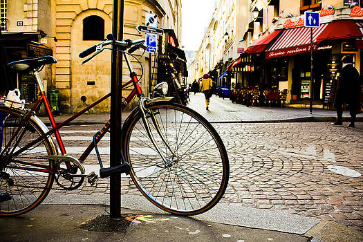 Europe Bike by Calvin Hanson