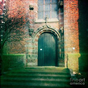 European Church Door by Sara  Meijer