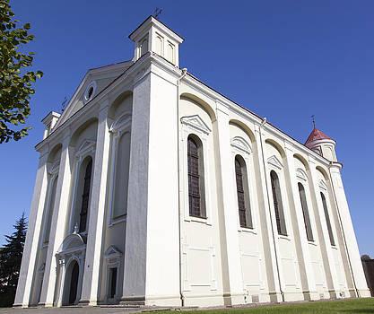 Ramunas Bruzas - Evangelic Church