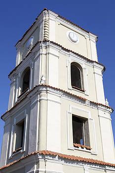 Ramunas Bruzas - Evangelic Clock Tower