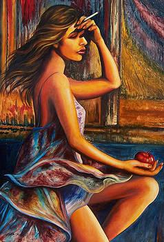 Eve-Smokin by Glenda Stevens