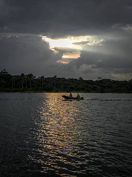 Christy Usilton - Evening Boat Ride