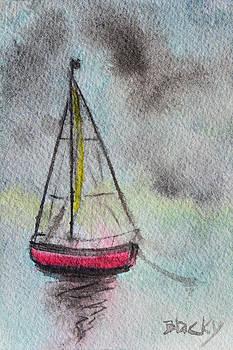 Donna Blackhall - Evening Calm
