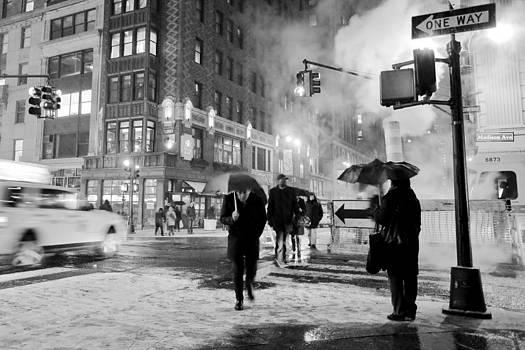 Evening Commute by Tim Drivas