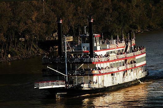 Randall Branham - Evening Cruise Cincinnati Belle