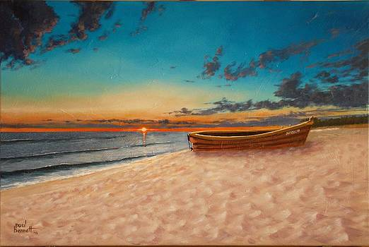 Evening Glow by Paul Bennett