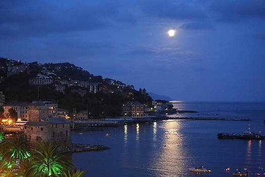 Evening in Rapallo by Roberto Galli della Loggia