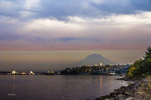 Evening in Tacoma by Barry Jones