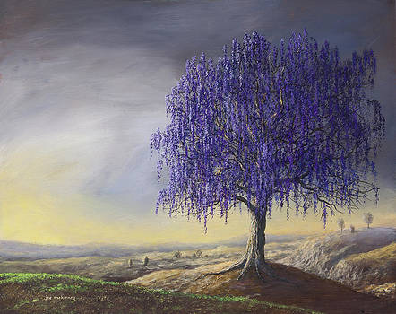 Evening Landscape by Joe Mckinney