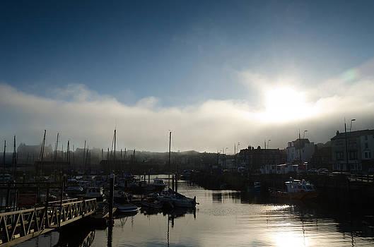 Evening mist by Paul Indigo