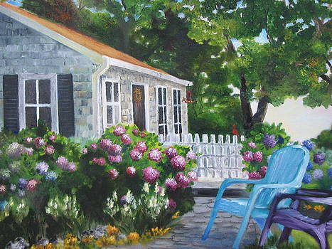 Evening on the Cape by Randi Evans